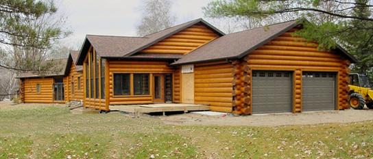 Western Minnesota Lake Home Remodel