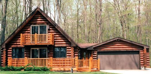 Northern Michigan Lake Home Remodel