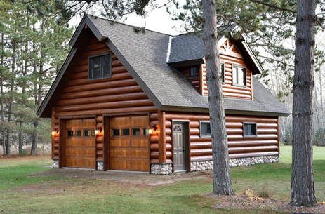 Carriage House Lakefront Cabin