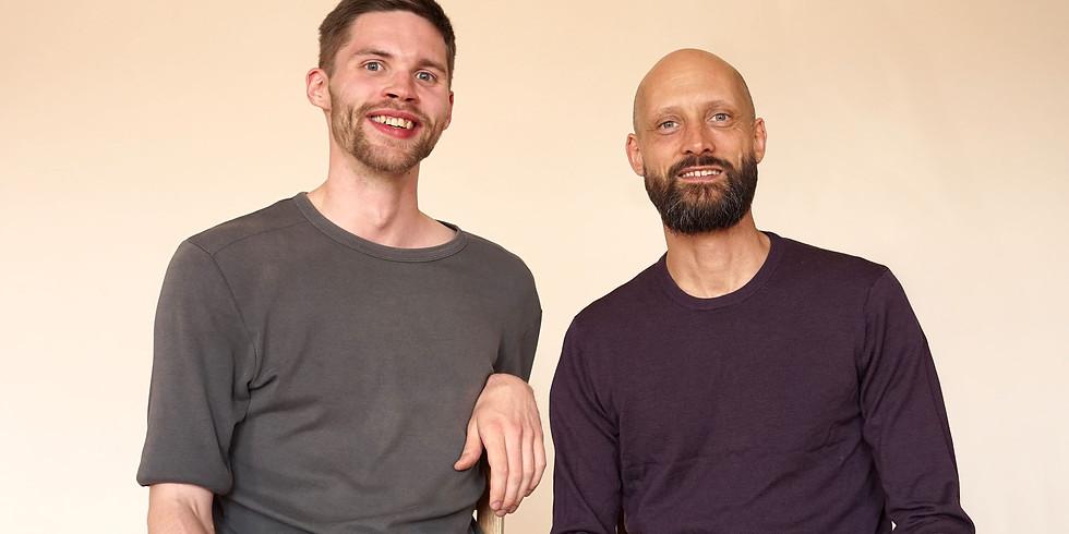 Radical Honesty: Wochenend-Seminar mit Jakob Eichhorn & Michael Kreuzwieser