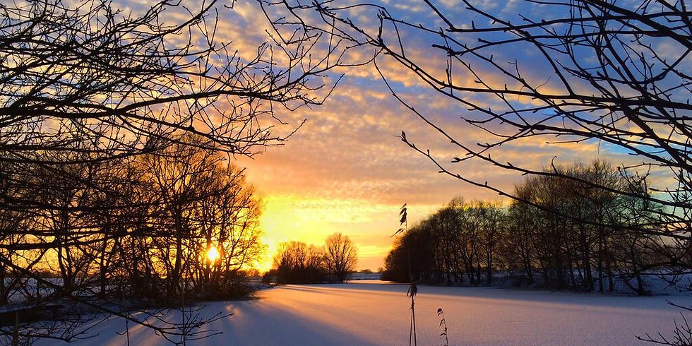 Return to light: Yoga zur Wintersonnenwende
