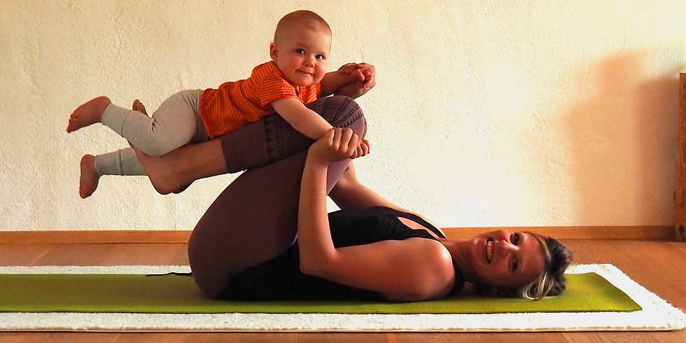 Mama & Baby Yoga - 10er Kurs