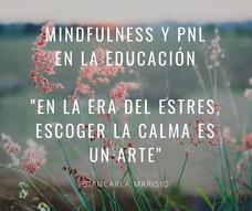 Mindfulness y PNL en la educación es la
