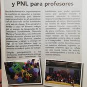 Mindfulness en la Revista del Colegio Jorge Huneeus