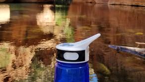 WaterWell Travel Filter Water Bottle