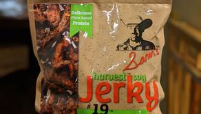 Butler Foods soy jerky & meat alternatives.