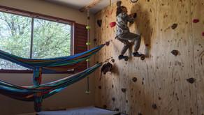DIY Homemade Rockwall