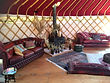 Plush Tents Yurt Village