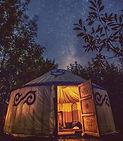 Plush Tents Yurt Village