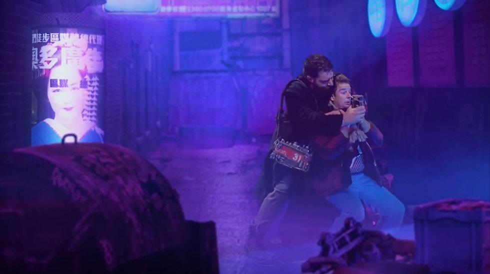 Master & Apprentice - Blade Runner Set Build