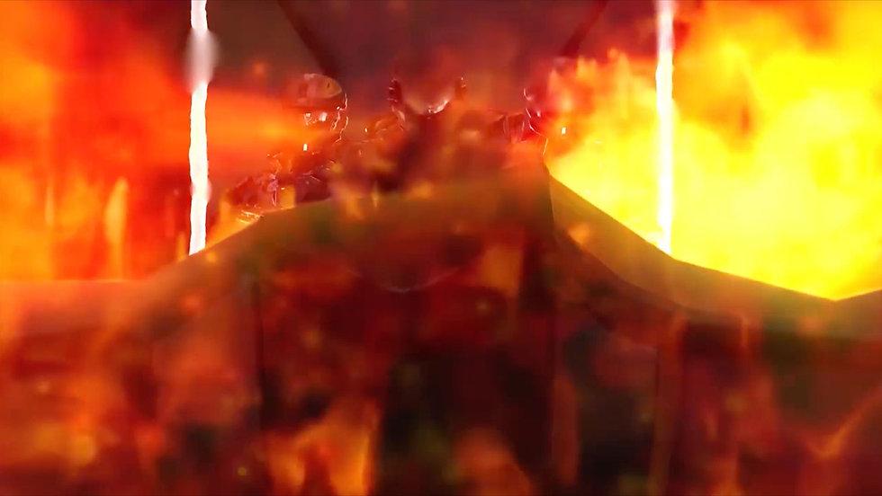 Red Vs Blue - Season 12 Explosion