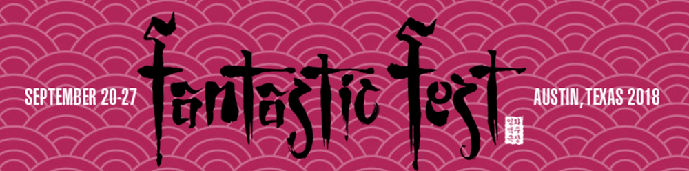 logo from the 2018 Fantastic Fest webpage