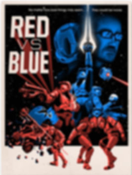 Aled Lewis - Red Vs Blue