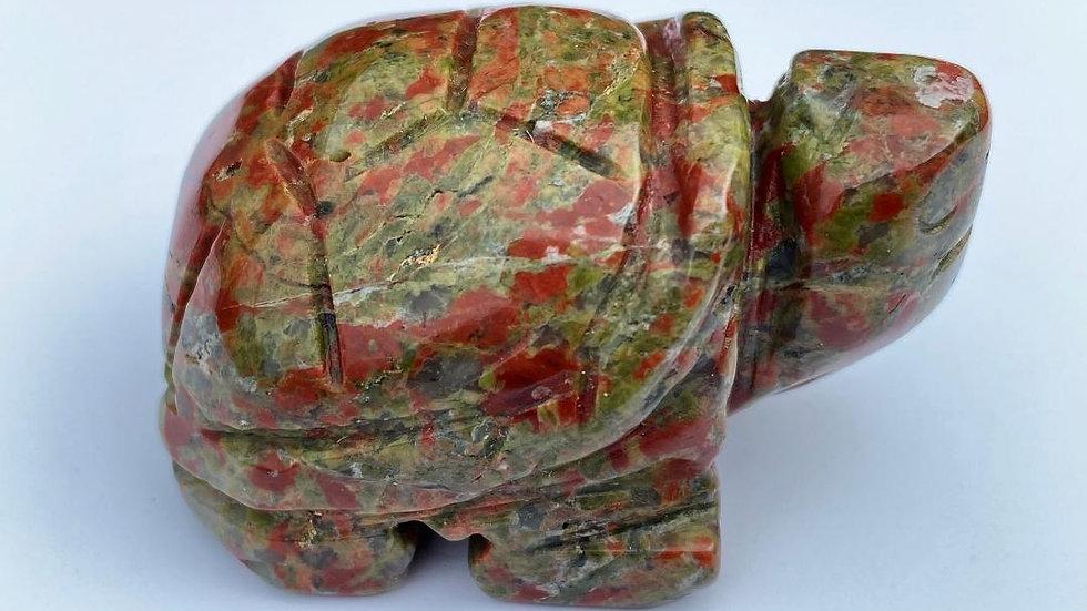 Unakite Turtle