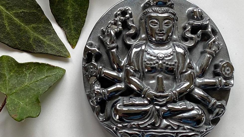 Buddah Terahertz Pendant