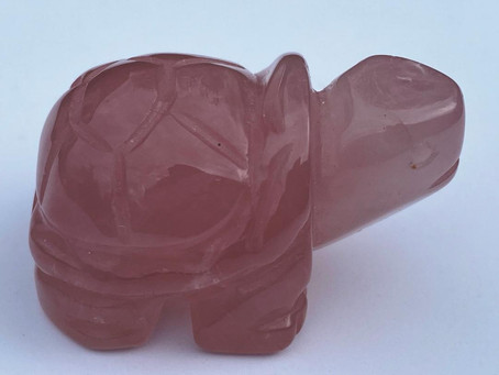 Rose quartz another top healing crystal