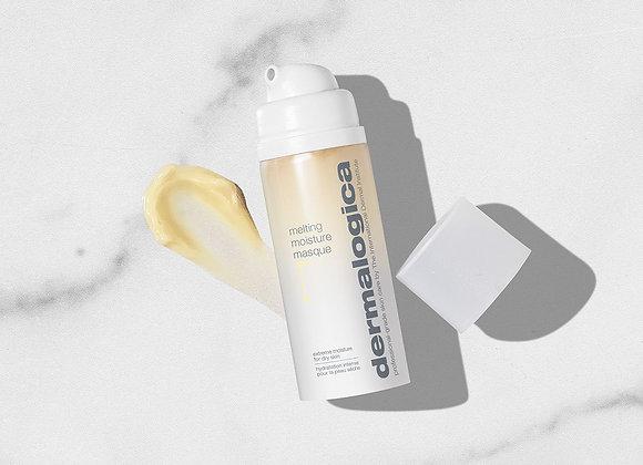 MELTING MOISTURE MASQUE/ masque-baume nutrition intense