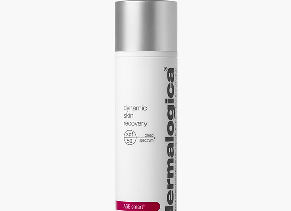 DYNAMIC SKIN RECOVERY/ crème anti âge spf50
