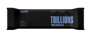 Barrita proteica con harina de grillo sabor arándano Trillions