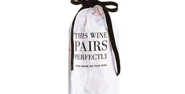 Wine Gift Bag - This Wine Pairs