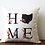 Thumbnail: Home State Floral Letters Pillow