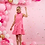 Thumbnail: Bow Tie Dress -Pink
