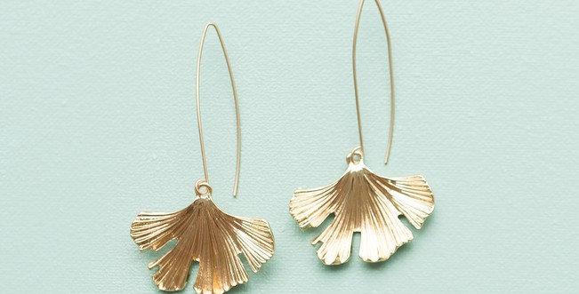 Jessa Earrings - Gold