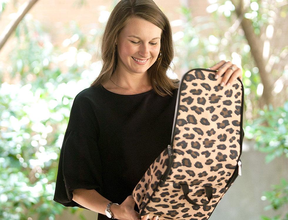 Leopard Hanging Travel Case