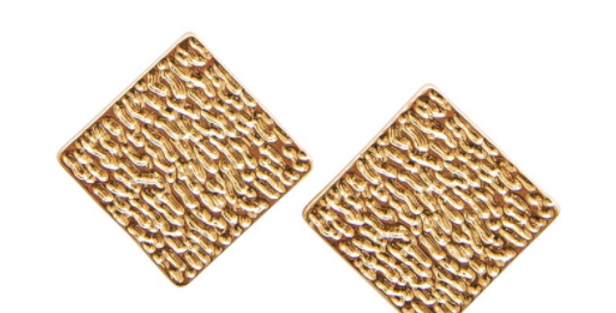 Dilworth Earrings (Gold)