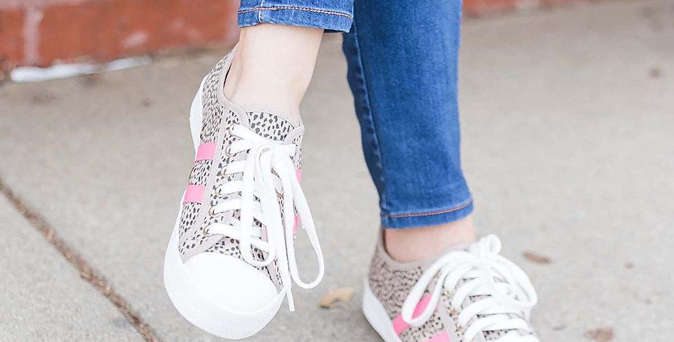 Drew Sneaker - Leopard