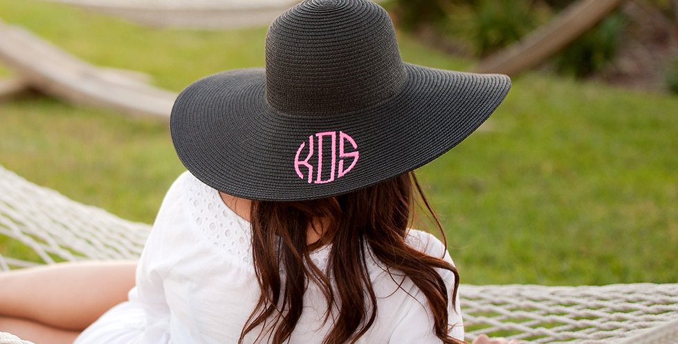 Floppy Hat (Black)