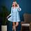 Thumbnail: Renee Dress - Blue