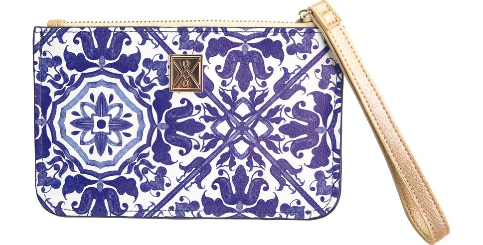 Sophie Wristlet (Chinoiserie)