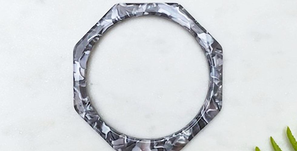 Paris Bracelet (Gray Tortoise)
