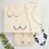 Thumbnail: Summerline Earrings - White