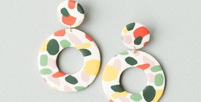 Marie Earrings (Multi)