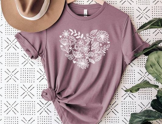Heart Graphic Tee