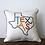 Thumbnail: Multicolor Letterpress State Pillow