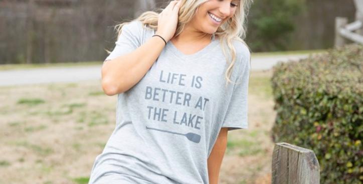 Better at the Lake T-Shirt
