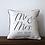 Thumbnail: Dreamer Mr. and Mrs. Pillow