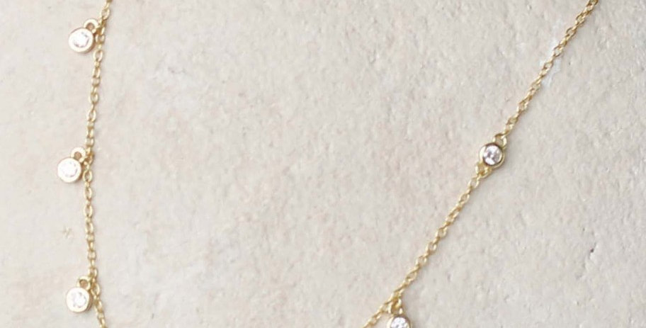 Easton Necklace - Gold
