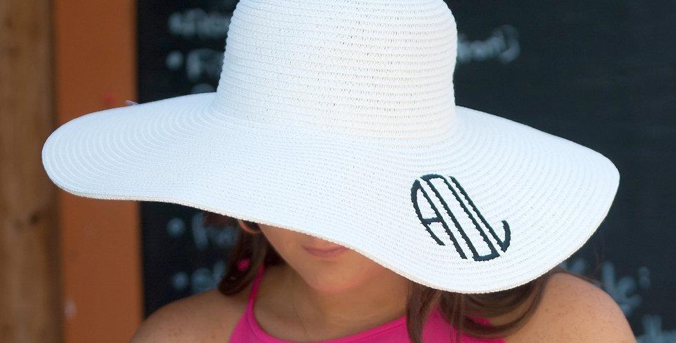 Floppy Hat (White)