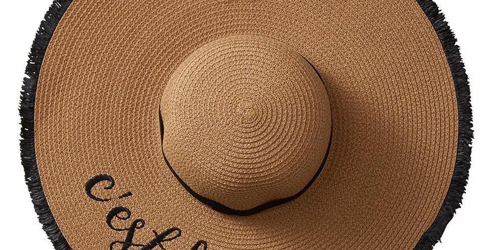 Sun Hat - c'est la vie