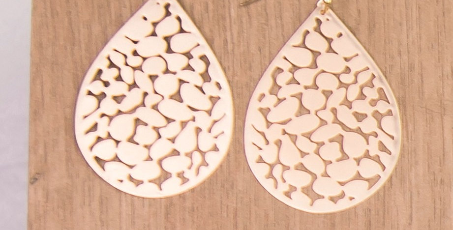 Baltimore Earrings - Gold