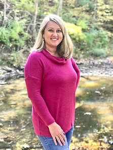 Cowl Neck tunic - Cranberry.jpg