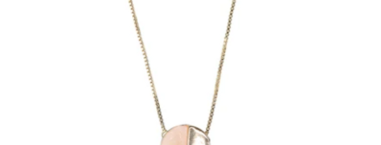 Rockport Necklace (Blush)