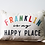 Thumbnail: Happy Place Multicolor Pillow