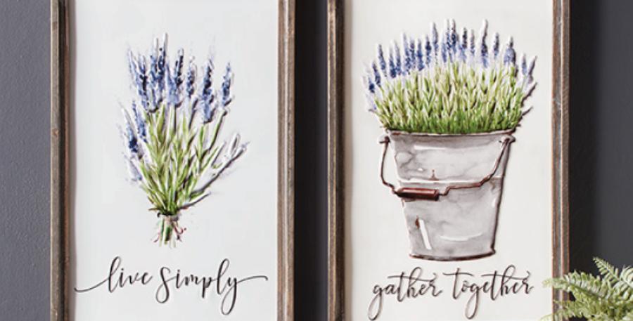 Lavender Prints