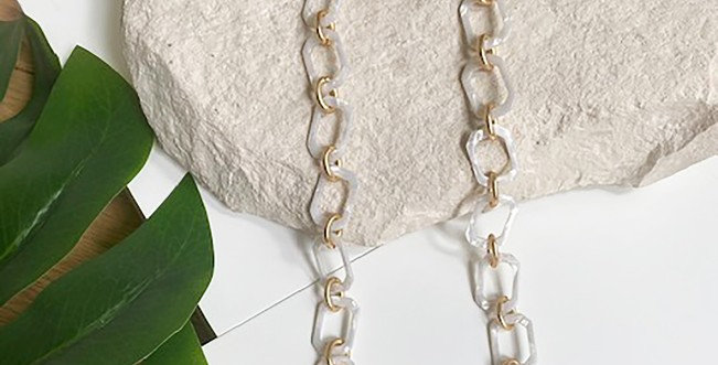 Panama Necklace (Pearl)