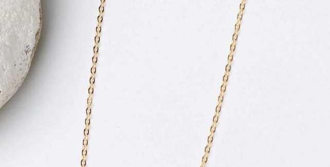 Aiden Necklace - Gold